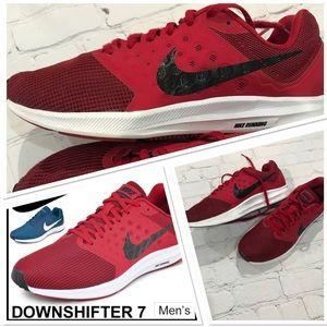 Nike downshifter 7 running jogging sneakers